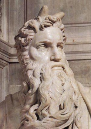 משה, יציאת מצרים ופסח – ביצירות אמנות