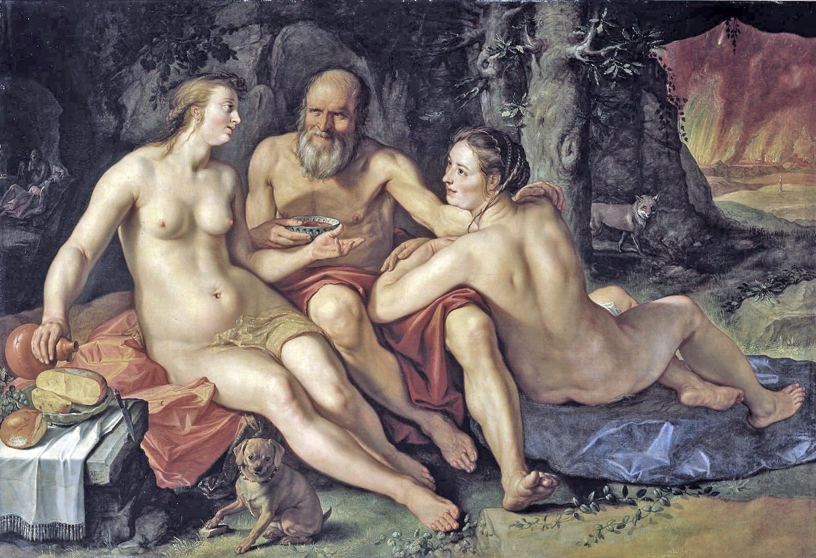 סקס וארוטיקה באמנות הרנסנס והבארוק