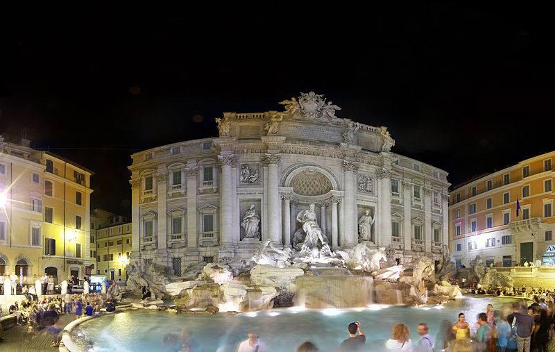 """""""הסודות"""" של הפיאצות והמזרקות ברומא"""