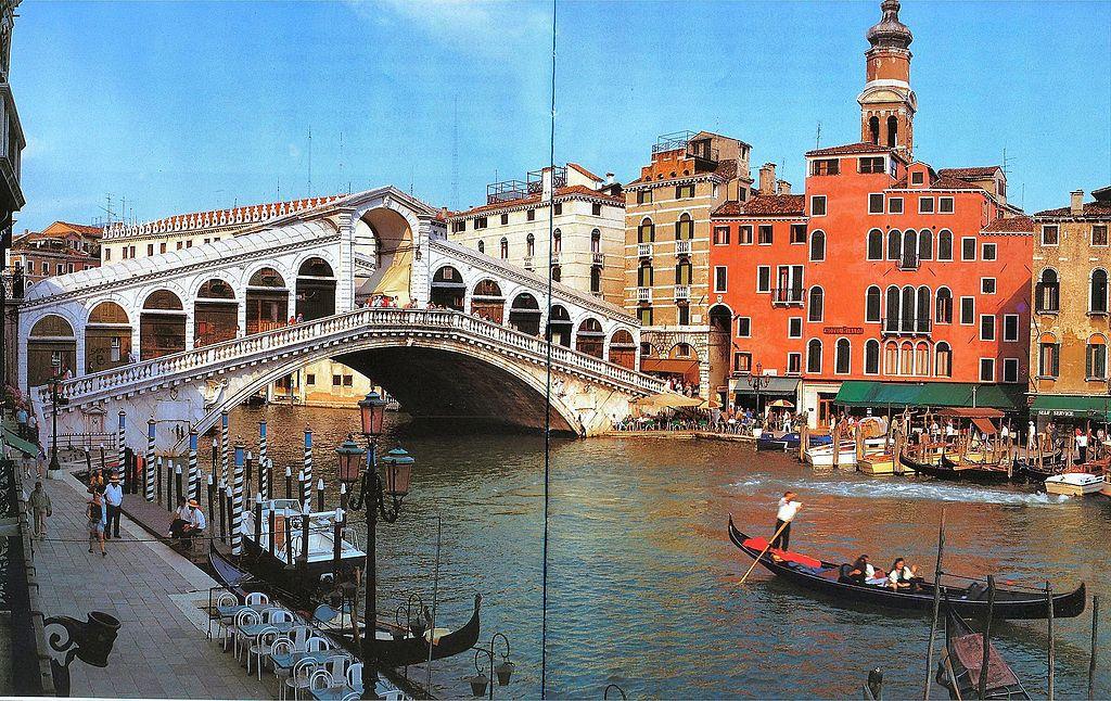 וונציה – היסטוריה, תרבות, אמנות ורומנטיקה