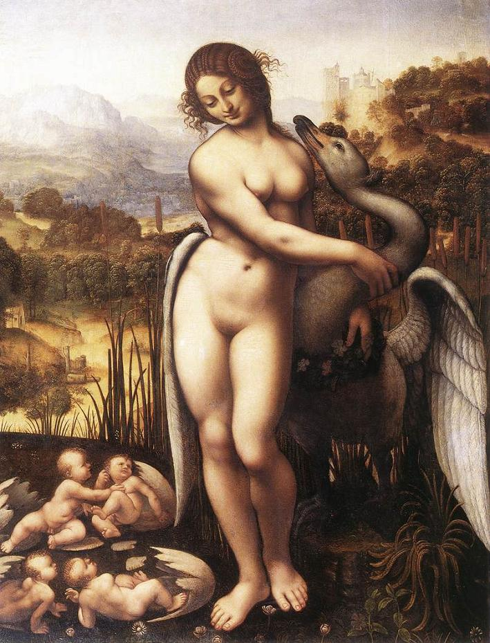 גם שנאתם גם קנאתם – האלים כבני אדם: קיצור תולדות המיתולוגיה היוונית