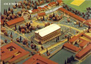 המשחקים האולימפיים ביוון העתיקה
