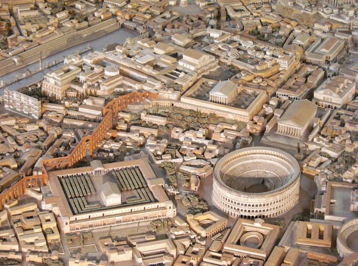 רומא בעיני שוחר תרבות ואמנות – סדרה חדשה